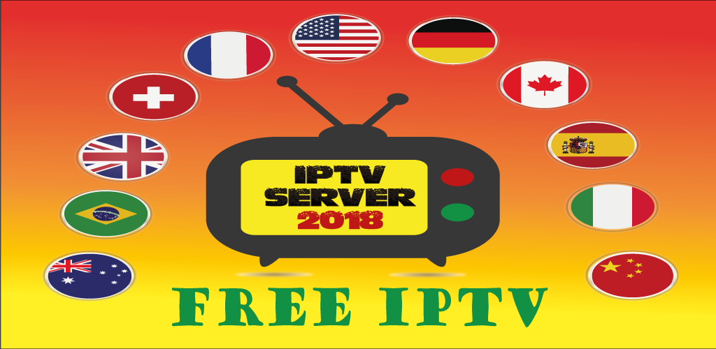 Daily Free IPTV server 2018 (New lists m3u) APK Download com