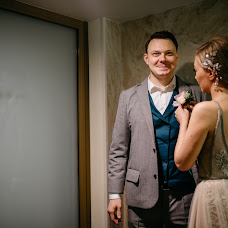 Wedding photographer Elena Yaroslavceva (phyaroslavtseva). Photo of 14.02.2018