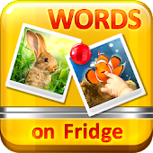 Words On Fridge Android APK Download Free By Black Maple Games