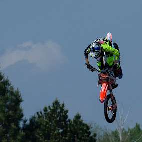 by Pavel Vrba - Sports & Fitness Motorsports ( motorbike, show )