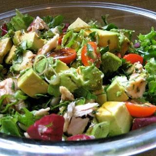 Tunacado Salad.