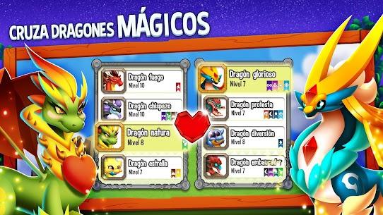 Dragon City: ¡Lucha Con Tu Dragón, Cría Huevos! 2