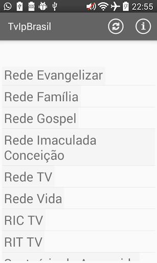 TV IP Brasil screenshot 1