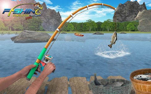 Real Fishing Simulator 2018 – Wild Fishing 6