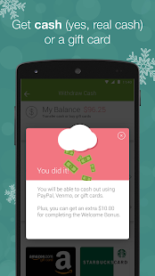 Ibotta: Cash Savings & Coupons- screenshot thumbnail