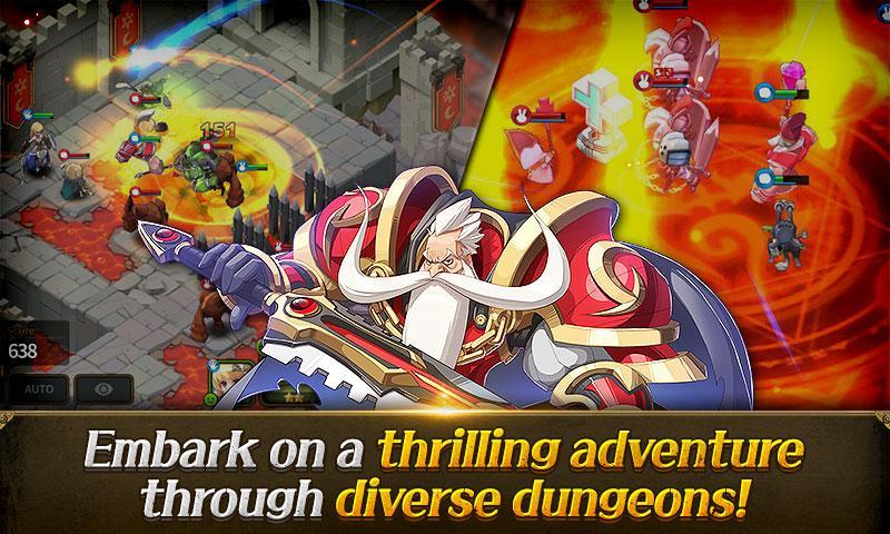 android Fantasy War Tactics Screenshot 3