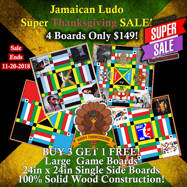 Jamaican Ludo Official Store