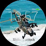 Military Lock Screen