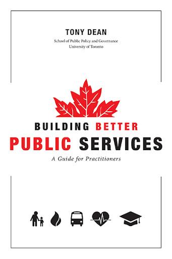 Building Better Public Services cover