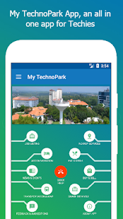 My TechnoPark – Jobs, News, Accommodation and more- screenshot thumbnail
