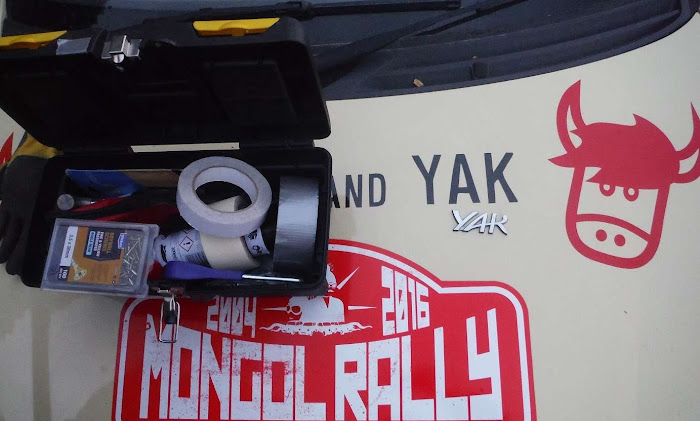 Mongol Rally Border Crossing Project The Pink Yak | Krys Kolumbus Travel