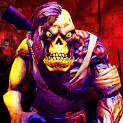Zombies Dead Survival Shooter Target Earth Virus
