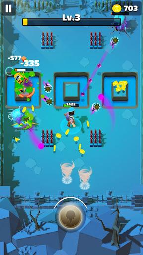 Arrow Shooting Battle Game 3D screenshot 4