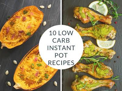 10 Low Carb Instant Pot Recipes