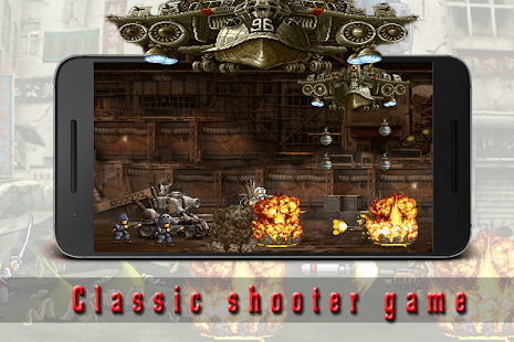 Metal Shooter Soldier 2017 - náhled