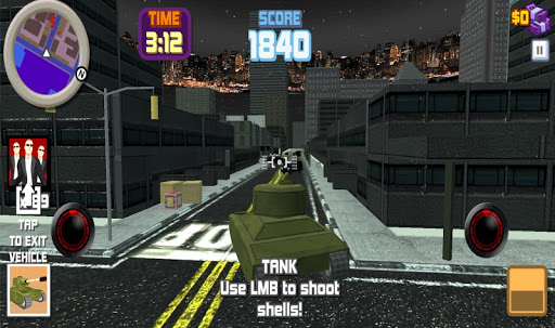 The Spectre Gun 3D Action Game