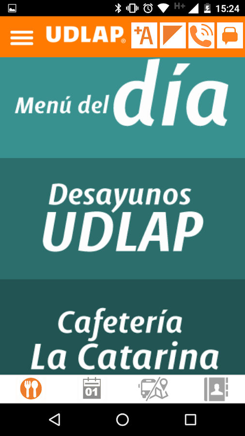 UDLAP Life- screenshot