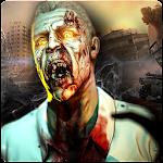 Zombie Shooting Attack & Defense World War 2017 Icon