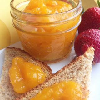 Easy Mango Preserves