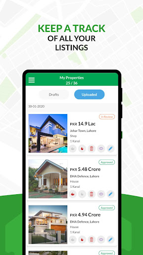 Zameen - No.1 Property Search and Real Estate App 3.6.0.3 screenshots 8