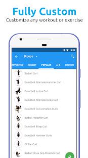 Jefit Workout Tracker Weight Lifting Gym Log App 10 51 Unlocked Apk Home