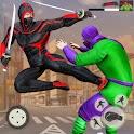 Ninja Superhero Fighting Games: Shadow Last Fight icon