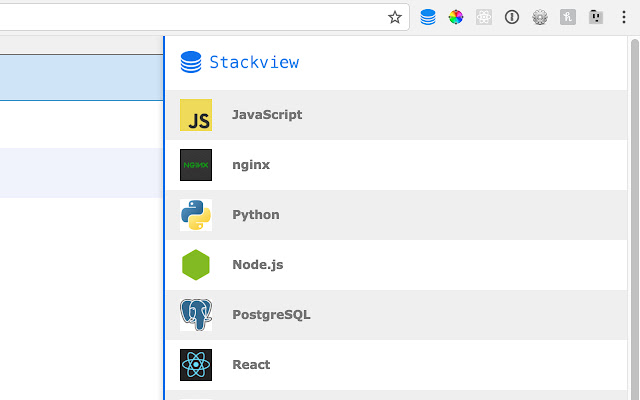 Stackview