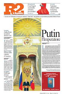 Putin l' Imperatore