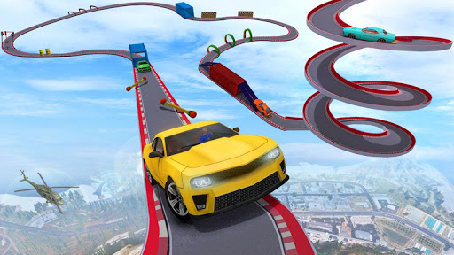 Crazy Car Driving Simulator 2 - Impossible Tracks Apk 1