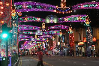 Photo: Year 2 Day 135 -  Illuminated Street