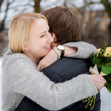 Wedding photographer Olga Scherbina (Olechka1987). Photo of 21.03.2016