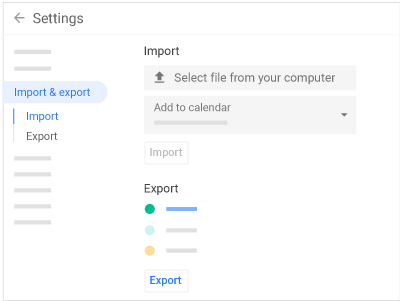 To import the files back into Calendar, take the individual ICS files out of the ZIP file and import them one at a time.