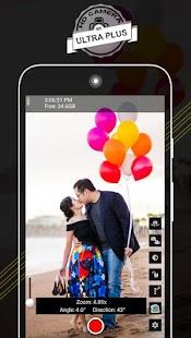 HD Camera : 4K Ultra Plus - náhled