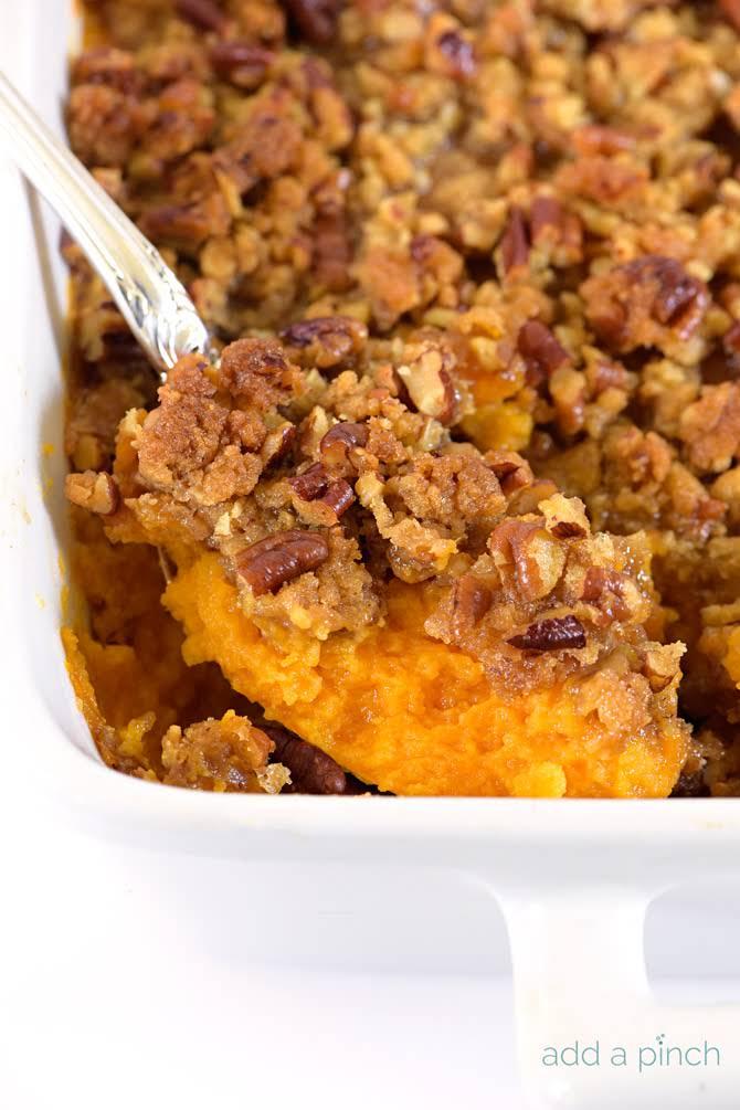 10 Best White Sweet Potato Casserole Recipes