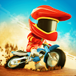 Motocross Elite Free Icon
