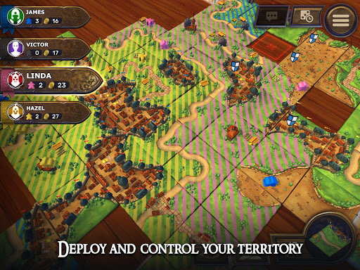 Carcassonne: Official Board Game -Tiles & Tactics for PC