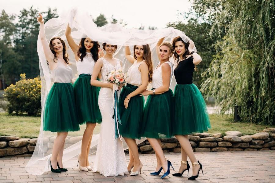 Wedding photographer Darya Bulavina (Luthien). Photo of 08.12.2017