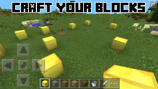 Lucky Block Mod MCPE for PC
