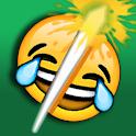 Emoji Samurai icon
