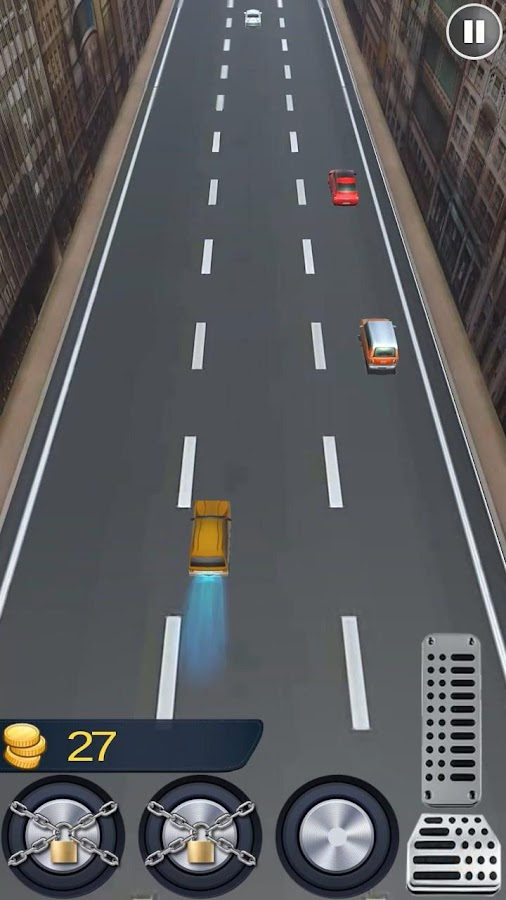 Race Cars & Shooting- screenshot