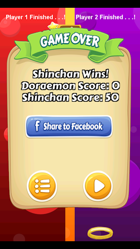 Jumping: shin chan VS dorae mon for PC