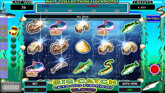 Big Catch Fishing Slots FREE- screenshot thumbnail