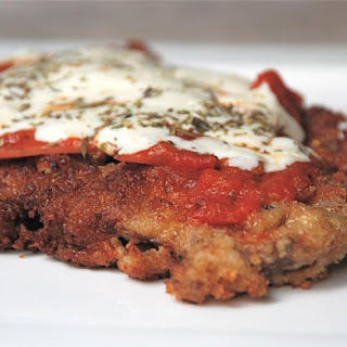 Milanesa Napolitana - Italian-style Fried Steak