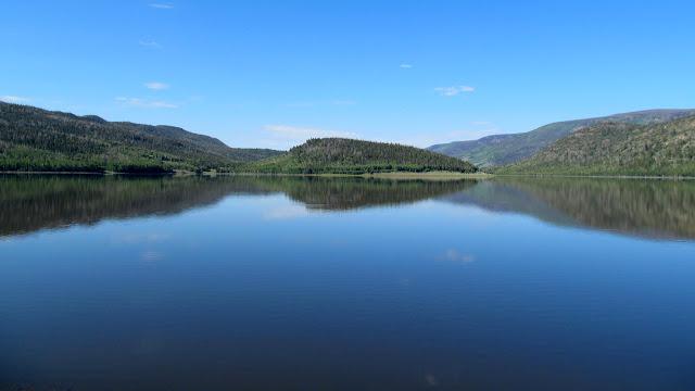 Johnson Valley Reservoir