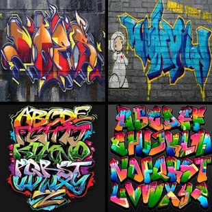 New Graffiti Design - náhled