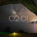 Peaceful Clock HD icon