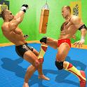 Gym BodyBuilders Fighting game : fight simulator icon