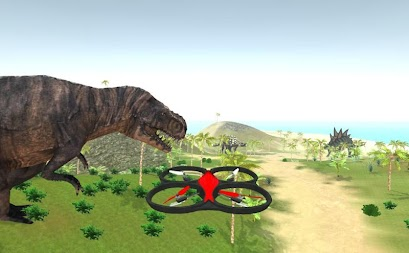 VR Time Machine Dinosaur Park (+ Cardboard) APK screenshot thumbnail 1