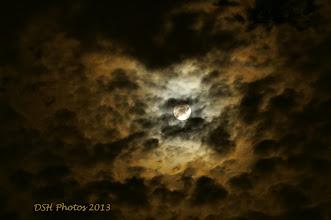 Photo: Harvest Moon, September 18, 2013