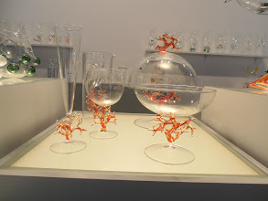 Photo: Massimo Lunardon Glass, Italy.  www.massimolunardon.it #ambiente14